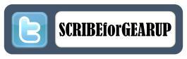 Follow @SCRIBEforGEARUP On Twitter!